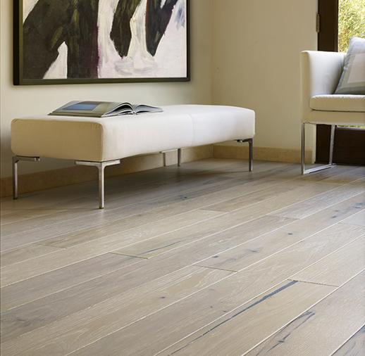 2 Tone Hardwood Flooring