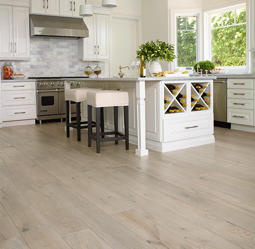 2 Tone Hardwood Flooring Chalmers Mist French Oak